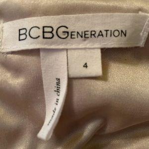 BCBGeneration Dresses - BCBGENERATION - High/Low Sleeveless Dress. SS 4📍